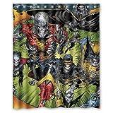 Great Design Marvel Comics X-Men Custom Shower Curtain 60 x 72 Inch Dynamic