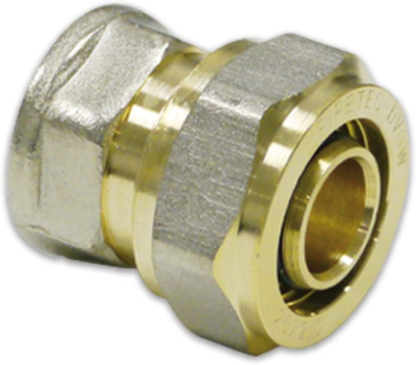 3//4 16x2 mm Klemmring Schraubfitting /Übergang mit IG