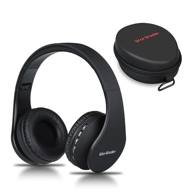 f288bf2adf8 Amazon.com  Bluetooth Headphones Over Ear