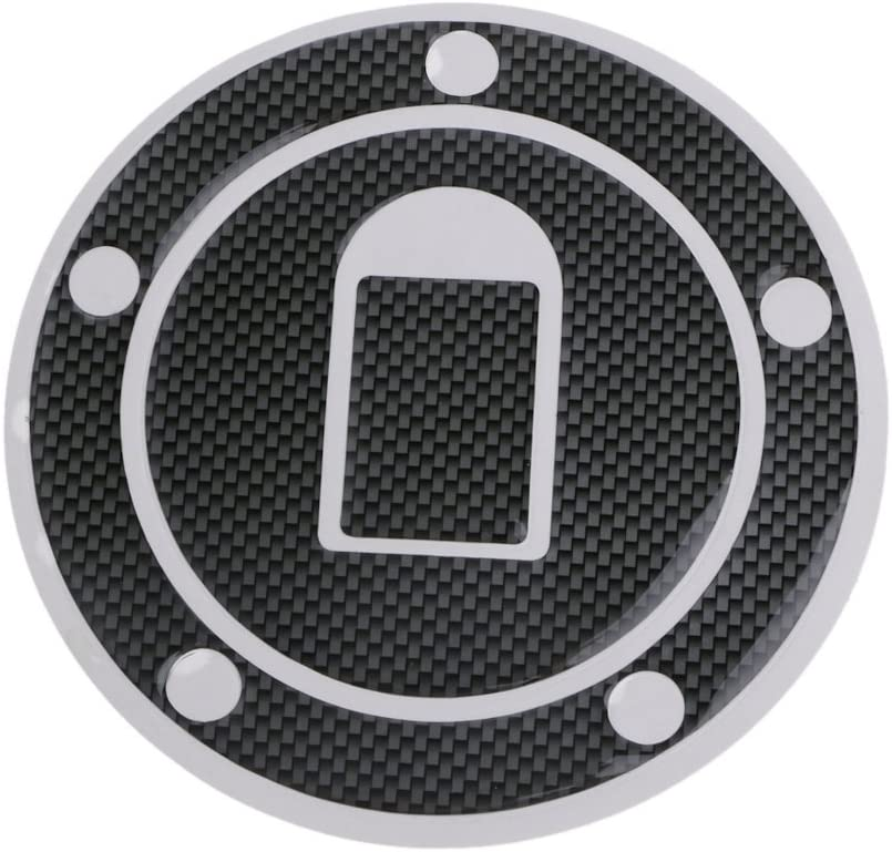 Fxco Motorrad Tankpad Selbstklebend Für Kawasaki Zx 6r Auto