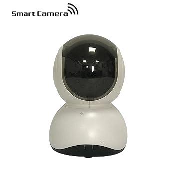 DongAshley Cámara De Vídeo De Seguridad De Internet,Control Remoto Cámara IP De Vigilancia,