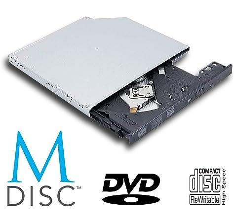 KKJACK USB 2.0 External CD//DVD Drive for Acer Aspire E1-571-6680