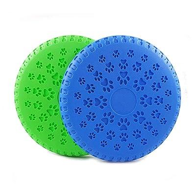 XPangle Interactive Dog Flying Discs Training Toys