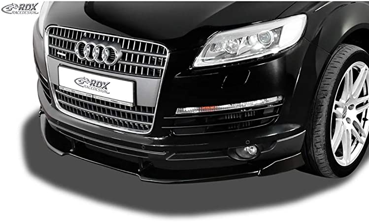 Rdx Racedesign Rdfavx30105 Frontspoiler Vario X Q7 4l 2009 Frontlippe Front Ansatz Vorne Spoilerlippe Auto