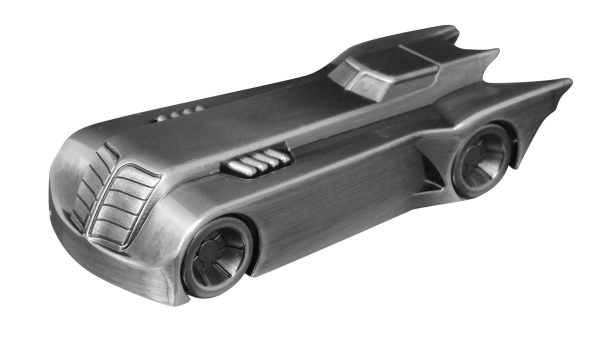 Diamond Select Toys Batman Batmobile Metal Bottle Opener Diamond Comic Distributors JAN162243 The Animated Series