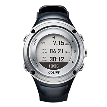 OOLIFENG Reloj Inteligente HR, Unisexo GPS- Reloj Deportivo, 11 H De ...
