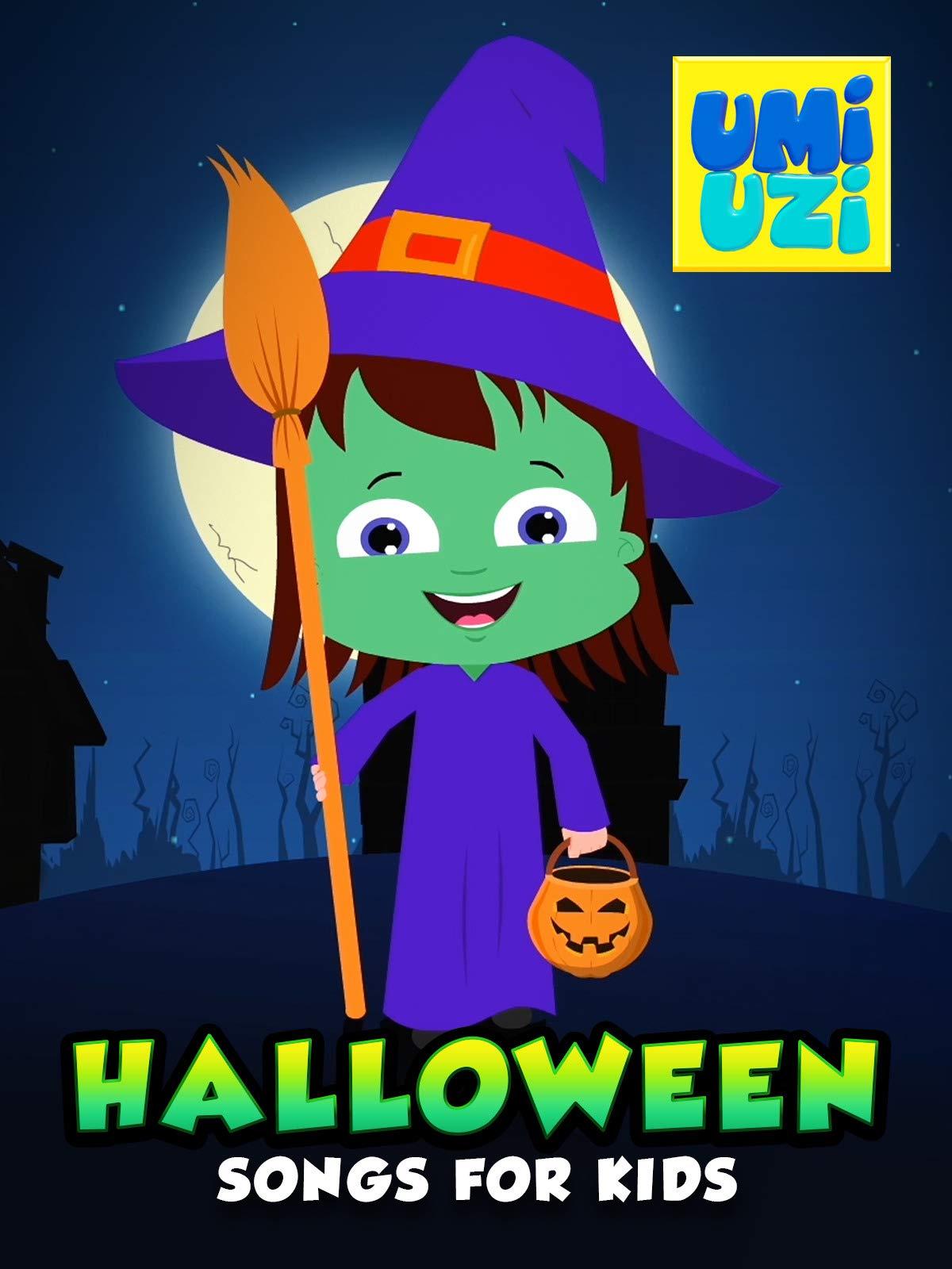 Umi Uzi Halloween Songs for Kids on Amazon Prime Video UK