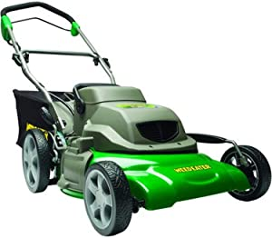 Weed Eater 961320058 20-Inch 24 Volt 3-N-1 Cordless Electric Lawn Mower