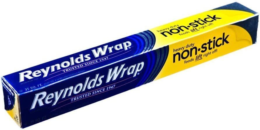 Reynolds Non-stick Foil 35 sq ft Roll (2 Pack)