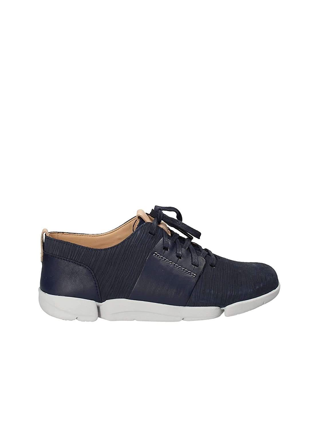 Clarks Women''s Tri Caitlin Low-Top Sneakers Tri Caitlin 261317954