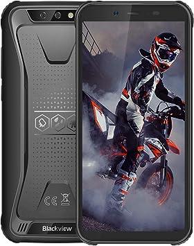 Móvil Resistente, Blackview BV5500 Plus Android 10 Teléfono 3GB + ...