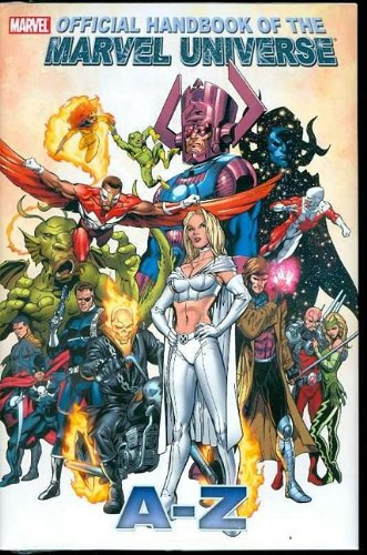 All-New Official Handbook of the Marvel Universe: A to Z, Vol. 4 (v. 4) PDF