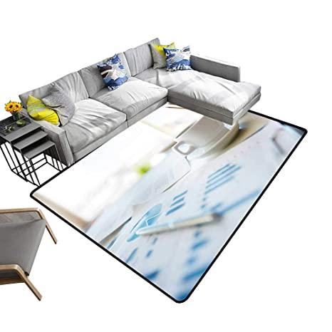 Magnificent Amazon Com Abstract Design Area Rug Office Desk At Morn A Download Free Architecture Designs Embacsunscenecom