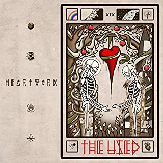 Heartwork [2 LP] [Red w/ Black Splatter]