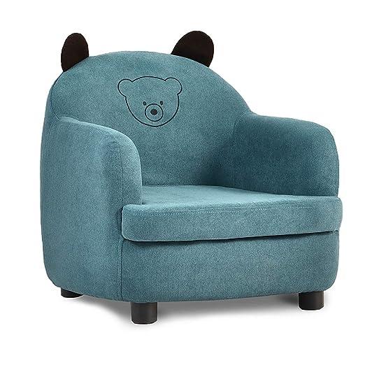 Armchairs FSSFY Mini sillón de Dibujos Animados, Relleno de ...