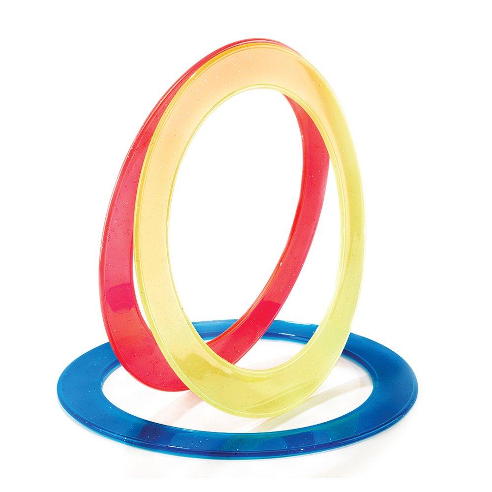 Eureka - anillos para malabares como los niños, juego de 3 EUR52475060