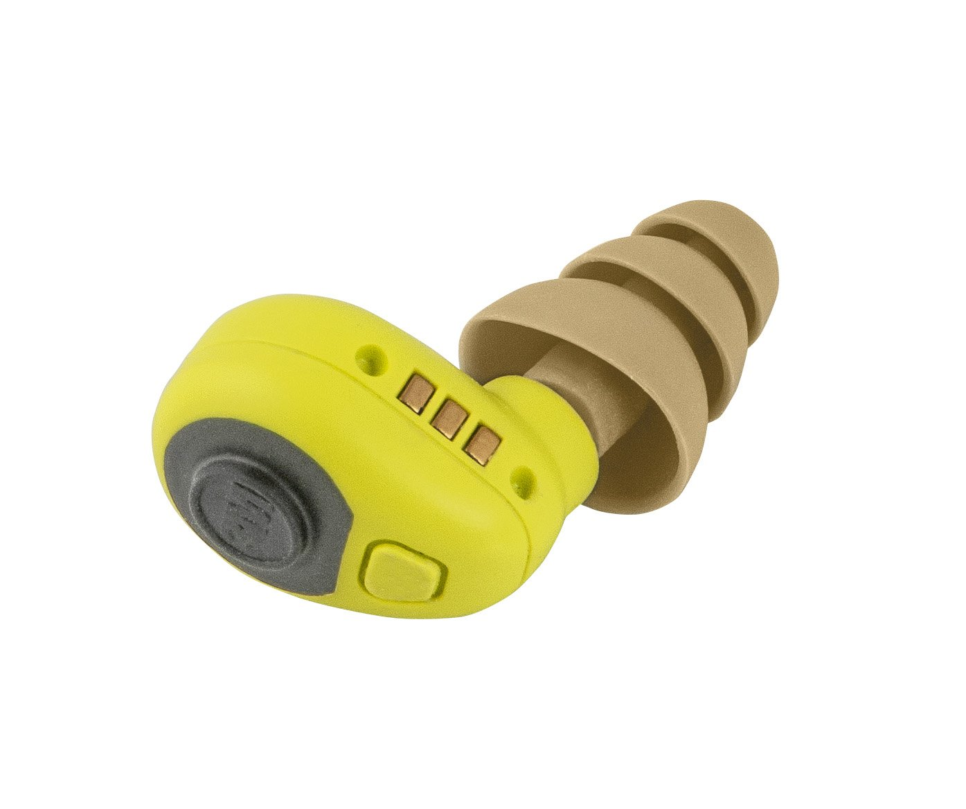 3M PELTOR 93829 Yellow LEP-200 Replacement Earbud