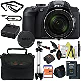 Nikon COOLPIX B700 20.2MP Point & Shoot Digital Camera (Advanced Kit, Frustration Free Packaging)