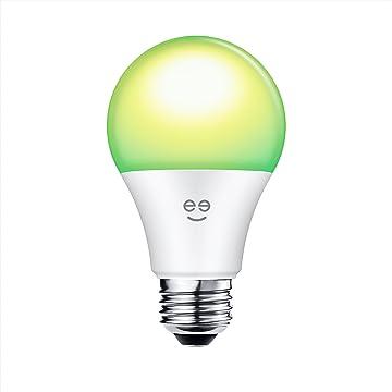 Geeni Prisma 450 A19 Smart Wi-Fi LED Mulitcolor Light Bulb - 45W Equivalent,