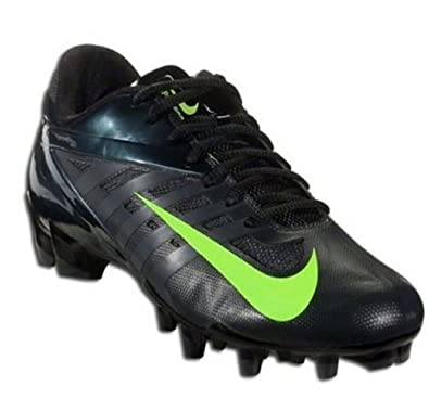NIKE VAPOR PRO LOW LAX FOOTBALL CLEATS 535850 007 (9.5 D(M) US