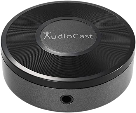 Docooler M5 AudioCast HIFI Music Receiver Airplay DLNA IOS & Android Airmusic 2.4G WIFI Audio Speaker for HomeCar Stere System Car Receiver