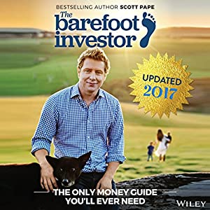 The barefoot investor audiobook scott pape audible the barefoot investor audiobook malvernweather Choice Image