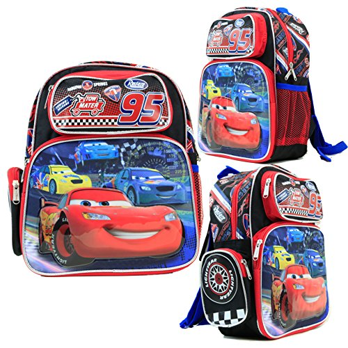 Disney Nitroade Cartoon Car Kids 12