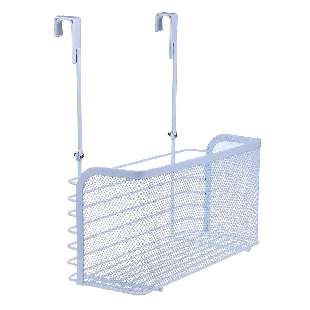 Angelbubbles Hängender KorbFür Küchenschränke Badezimmer (Weiß ...