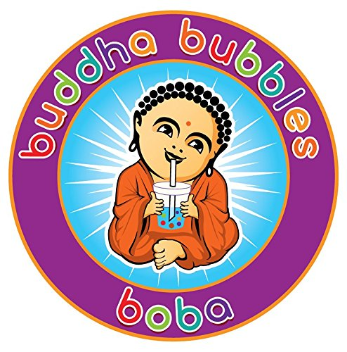 Popping Passion Fruit Boba 42 Ounces/12+ Drinks Buddha Bubbles Boba Bite & Burst by Sunwave (Image #3)
