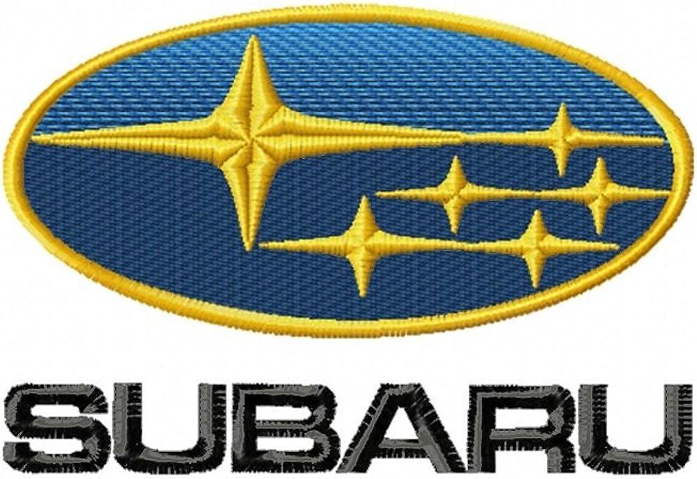 Natshop2000 Subaru Fun Coche Polo Bordado 100% algodón Polo de ...