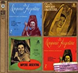 4 Original 45 Ep's by Imperio Argentina
