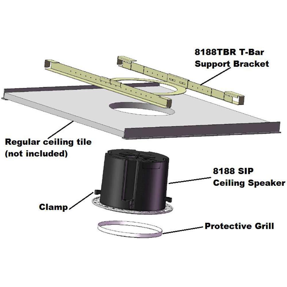 Ceiling Tile Speaker Support Taraba Home Review