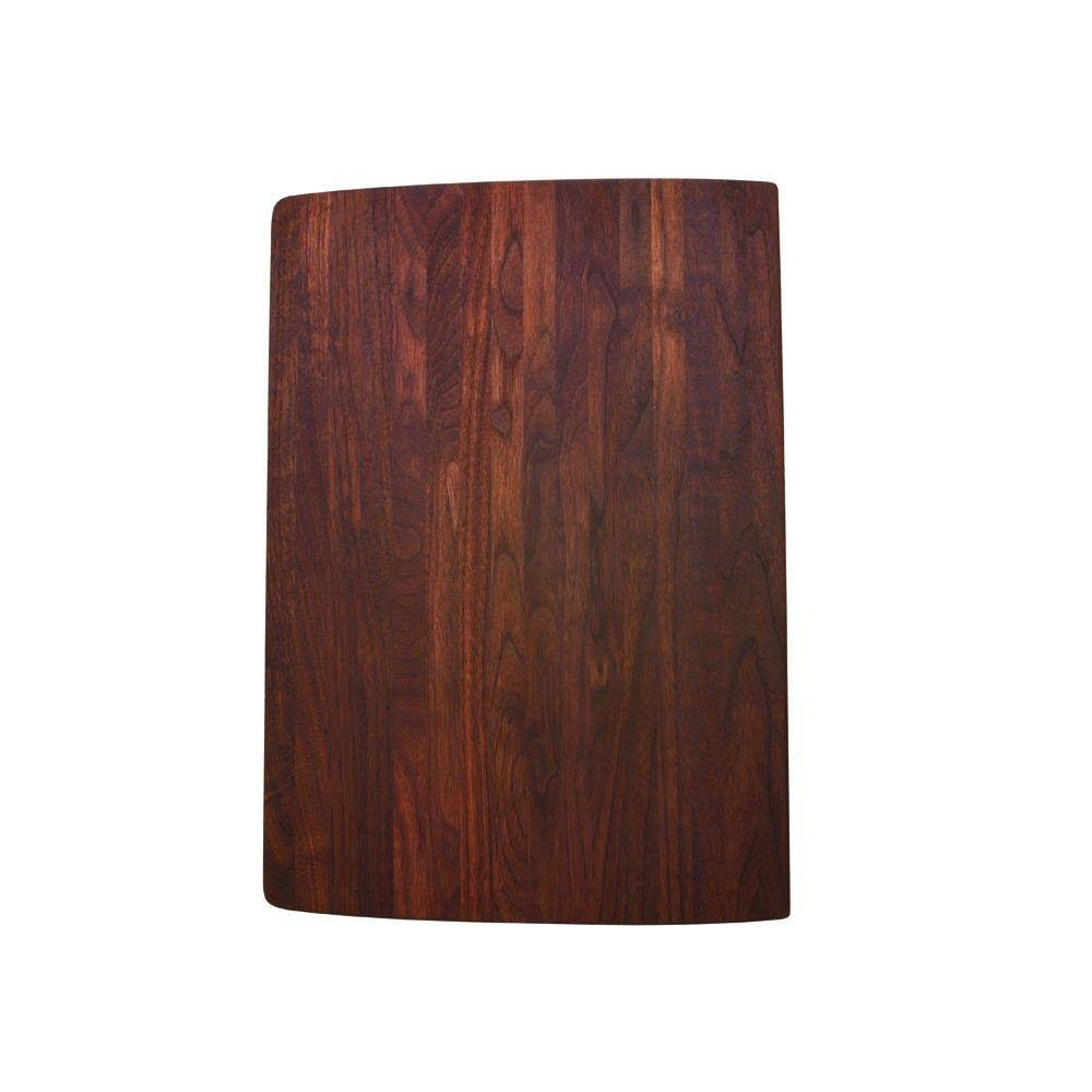 Blanco 227346 Cutting Board, Fits Performa Silgranit II medium 1-3/4 , Walnut