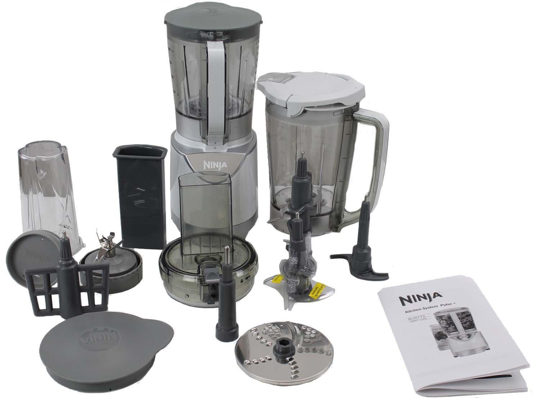 Amazon.com: Ninja BL207 Extreme Kitchen System Pulse Blender with ...
