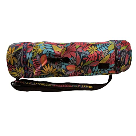 Image Unavailable. Image not available for. Color  FODOKO Women Yoga Mat Bag  ... ffe0ada4d7