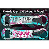 Drink Up! V-rod Bottle Opener