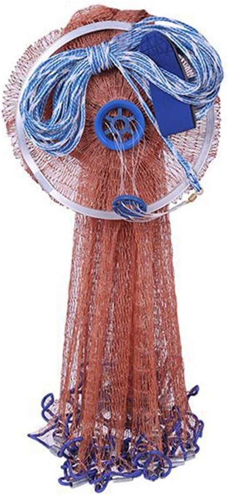Tire Line Hand Net Net Tradicional Sprinkle Fácil De Lanzar ...