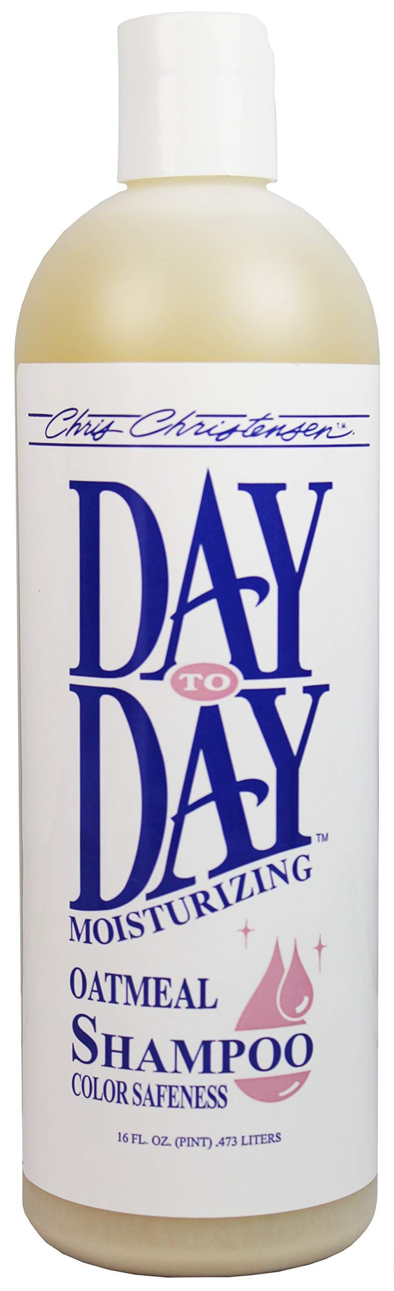 Chris Christensen Day to Day Oatmeal Shampoo (16 Ounce)