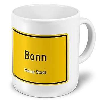 Xxl Jumbo Stadtetasse Bonn Xxl Jumbotasse Mit Design Ortsschild