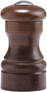 "product image for Chef Specialties 4"" Capstan Salt Shaker, Walnut"