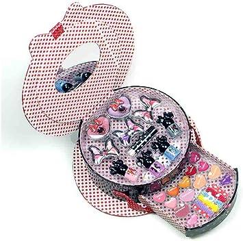 Minnie Mouse - Maletín de maquillaje redondo (Markwins): Amazon.es: Juguetes y juegos