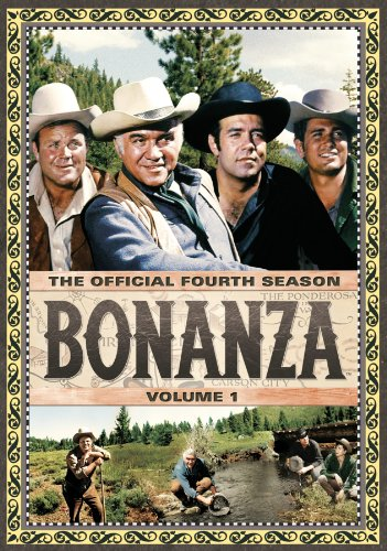 Bonanza: The Official Fourth Season, Vol. 1