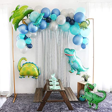 Coconut Tree Balloon Birthday Party Decorations Wedding Baby Shower Decor SE