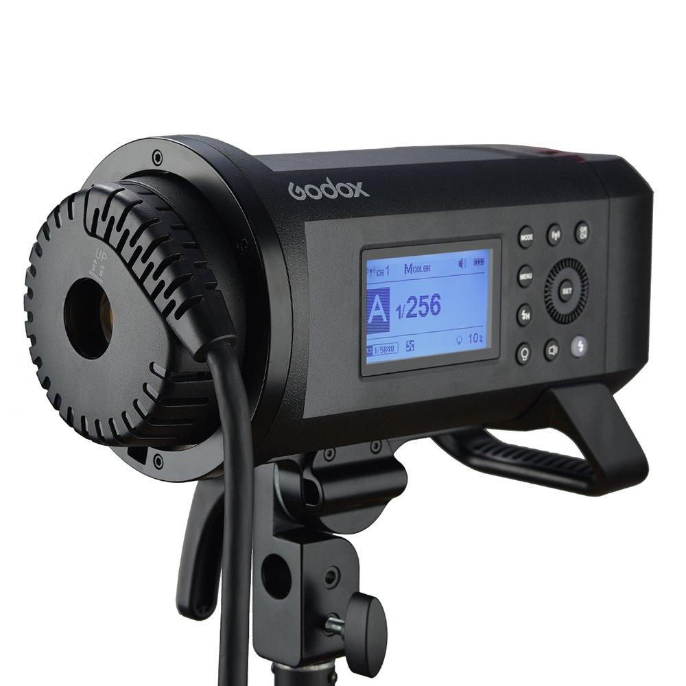 Godox H600P 600 W Flash Head Godox AD600PRO Bowens Mount Port/átil Cabezal de Extensi/ón de Mano para Godox Witstro AD600PRO H600P