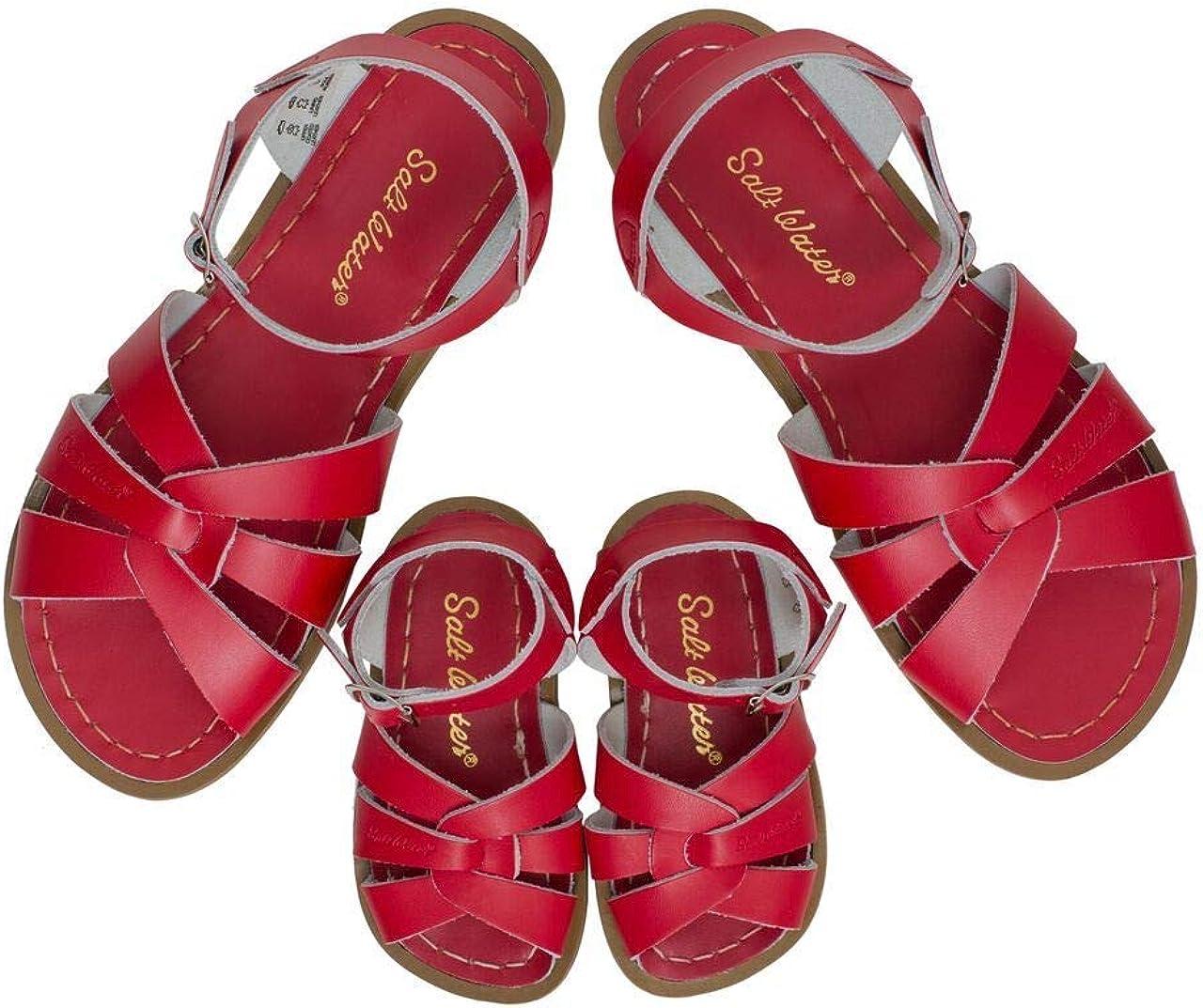 Saltwater Sandals Original - Red