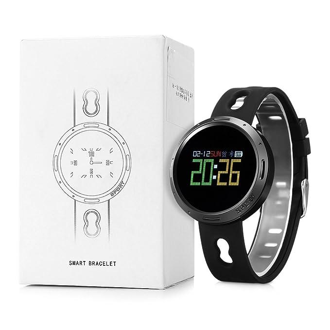 NACATIN IP68 X9-VO - Reloj deportivo impermeable con podómetro ...