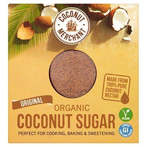Coconut Merchant Organic Coconut Sugar - 250g (0.55lbs) by Coconut Merchant Foods