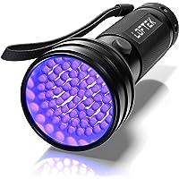 Loftek UV Black Light Flashlight