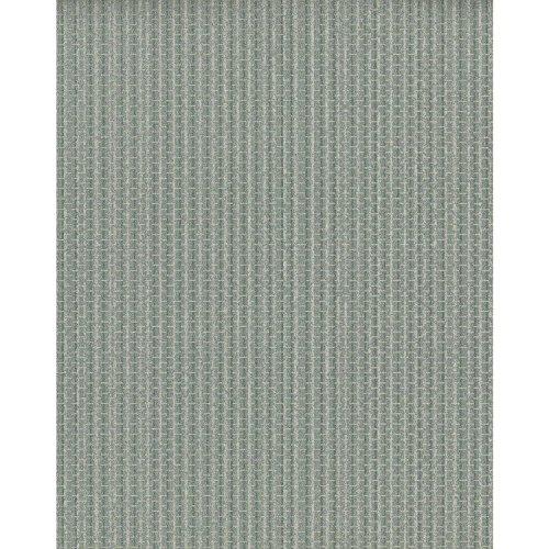 York Wallcoverings TN0049 Ticking Stripe Wallpaper Blues