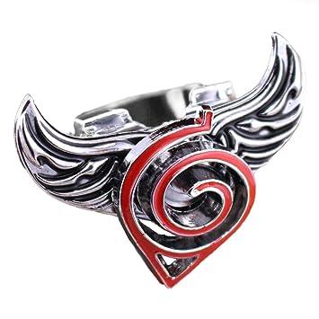 Amazon.com: Coz Place Naruto símbolo giratorio con alas ...